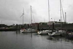 Borkum_Hafen