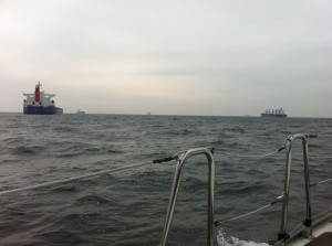 Reede VTS Wilhelmshaven