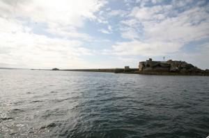 Einfahrt_Cherbourg
