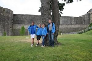 Crew_Chateau_Brest