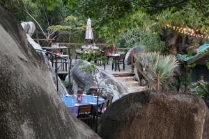 Rock Cafe Terrasse