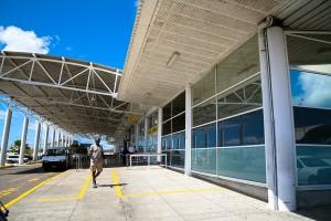 Flughafen Golden Rock